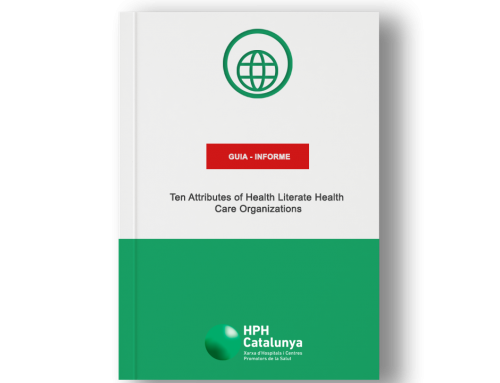 Ten Attributes of Health Literate Health Care Organizations