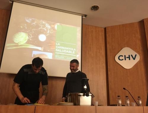Preparar una carmanyola saludable és ara més fàcil pels professionals del CHV