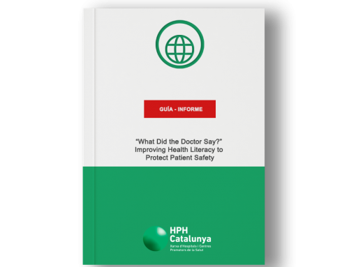 """What Did the Doctor Say?"" Improving Health Literacy to Protect Patient Safety"