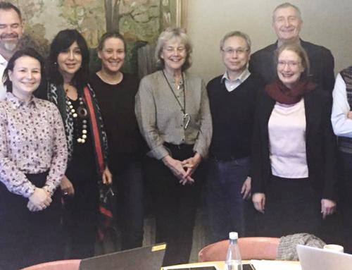 Reunió a Copenhaguen del General Board HPH-International