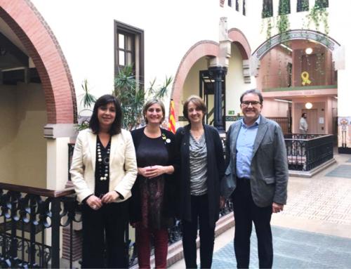 HPH Catalunya es reuneix amb la Consellera del Departament de Salut, Sra. Alba Vergés.