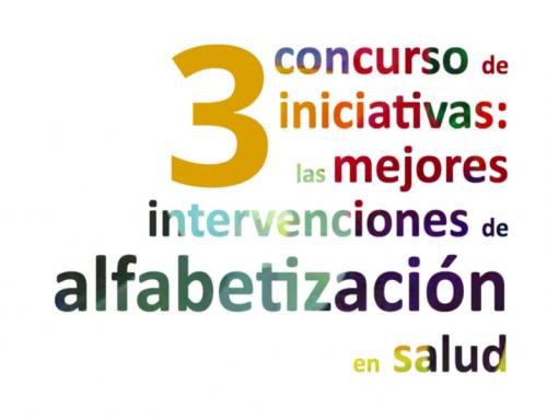 Concurs per trobar les millors intervencions d'alfabetització en salut