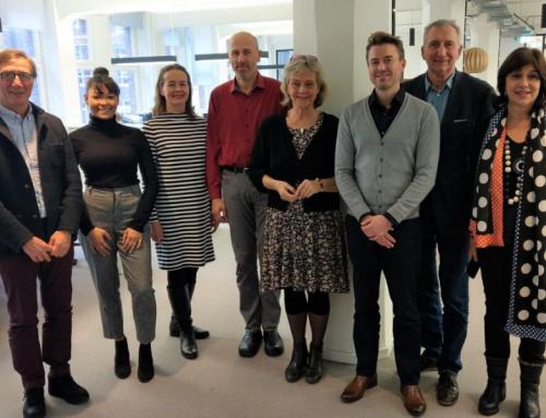 Reunió anual de la Xarxa Internacional HPH, amb nova seu: Hamburg