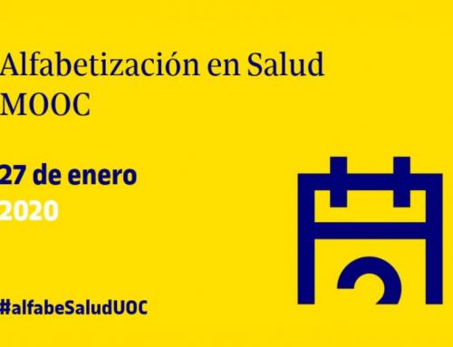 HPH Catalunya participa en el primer MOOC en Alfabetización para la Salud, organizado por la UOC
