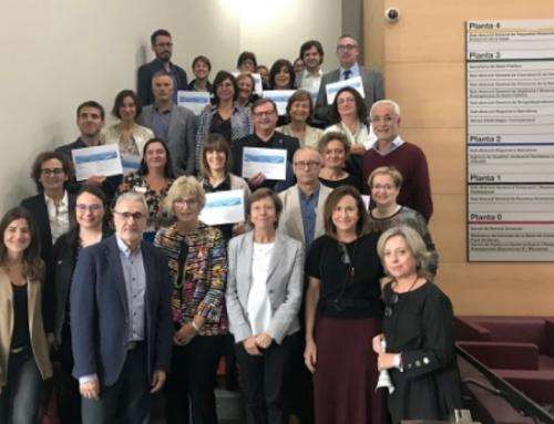 7 centros de la Xarxa d'Hospitals Promotors de la Salut de Catalunya (HPH Catalunya) obtienen los galardones de Empresa Promotora de la Salud