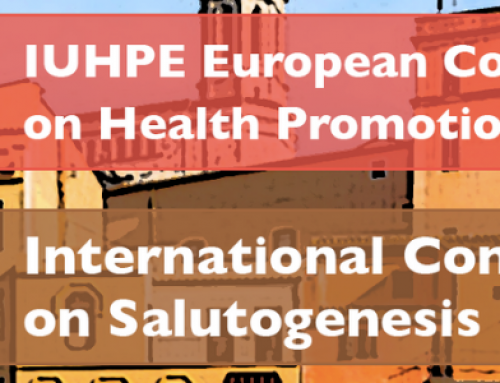 11th IUHPE European Conference i 6th International Conference on Salutogenesis