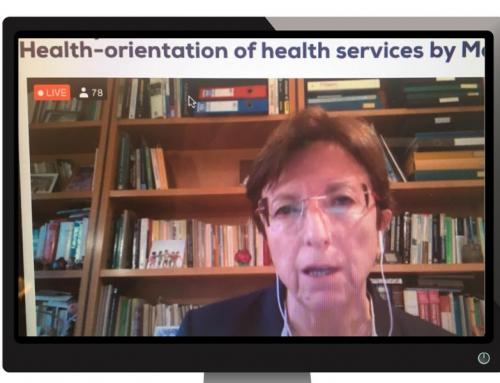 Presència en Congressos i Conferències de Promoció de la Salut i Health Literacy